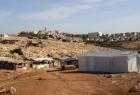 قوات الاحتلال تخطر بهدم مسكنين في تجمع أبو النوار شرق القدس