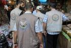 غزة: تحرير 47 محضر لبضائع وسلع منتهية الصلاحية