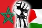 """تأسيس """"جبهة مغربية لدعم فلسطين وإسقاط التطبيع"""""""