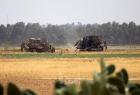 """توغل لجرافات جيش الاحتلال شرق """"المصدر"""" وسط قطاع غزة"""