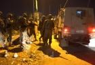 قوات الاحتلال تشن حملة اعتقالات في أريحا وجنين