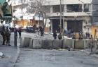 مواجهات مع الاحتلال في منطقة باب الزاوية بالخليل