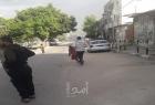 """غزة: الدفاع المدني يتمكن من اخماد حريق لمنزل يعود لعائلة """"سليمان""""- صور وفيديو"""