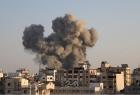 جيش الاحتلال يكشف الأهداف التي قصفها في غزة خلال الساعات الماضية