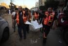 محدث- 6 شهداء في قصف إسرائيلي على قطاع غزة