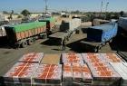 وقف استيراد الفواكه من إسرائيل رداً على منع تصدير منتجات غزة