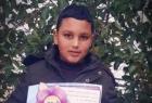 استشهاد طفل فلسطيني برصاص قوات الاحتلال شمال الخليل