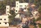 جيش الاحتلال يخطر بهدم ثلاثة منازل قيد الإنشاء جنوب شرق بيت لحم
