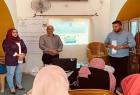 تنمية أريحا وأريج ينفذان دورة تدريبية  حول مشاريع التمكين الاقتصادي