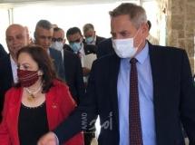 اتفاق على إزالة العقبات أمام تنقل المرضى من غزة إلى الضفة