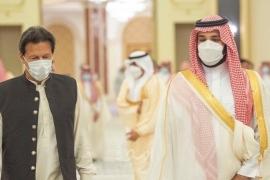 """السعودية وباكستان توقعان اتفاقيات تعاونية: """"مجلس للتنسيق الأعلى"""""""