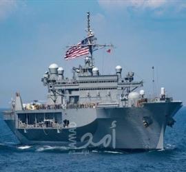 البحرية الأمريكية: المناورات متعددة الجنسيات تساهم فى الاستقرار الإقليمى