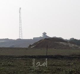 قوات الاحتلال تطلق النار تجاه الأراصي الزراعية شرق خانيونس