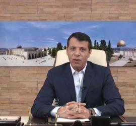 دحلان: لم يتوجه أبناء القدس إلى سكان المقاطعة بل استنجدوا بأهل غزة - فيديو