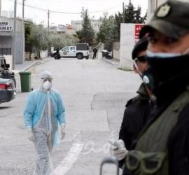 """محدث2 - استمرار إغلاق مدن بالضفة الغربية لتزايد إصابات """"كورونا"""""""