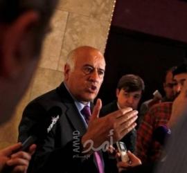 في اعتراف على هامشية حضوره..الرجوب: لم يتصل أي زعيم عربي بالرئيس عباس