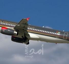 عودة الطيران الأردني إلى سوريا