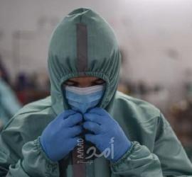 """صحة حماس: تسجيل (1268) إصابة جديدة بـ""""كورونا"""" في قطاع غزة"""