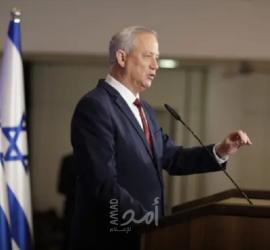 غانتس: تقييمنا المبدئي أن إيران تقف وراء التفجير في السفينة الإسرائيلية