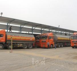 """غزة: تعليق عمل محطات الوقود والغاز """"الثلاثاء"""" القادم"""