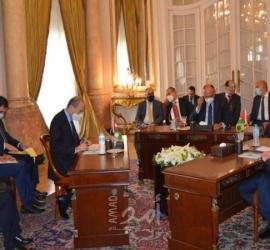 القاهرة: اجتماع ثلاثى لوزراء خارجية مصر وفلسطين والأردن