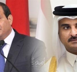 وفد قطري بالقاهرة لبحث تنفيذ بنود جديدة من اتفاق العلا مع مصر