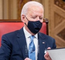 """مجلس الشيوخ الأمريكي يقر خطة بايدن للإغاثة من """"كورونا"""""""