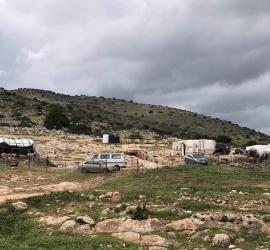 طوباس: قوات الاحتلال تنشر دباباتها استعداداً لتدريبات عسكرية