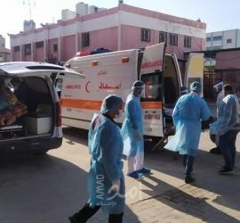 """صحة حماس: (10) وفيات و1318 إصابة جديدة بـ""""كورونا"""" خلال 24 ساعة في قطاع غزة"""