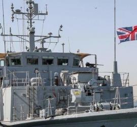 بريطانيا ترسل سفنا إلى البحر الأسود تضامنا مع أوكرانيا وحلفاء الناتو
