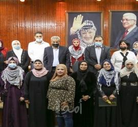 قلقيلية: تنظيم حفل لتكريم الأسيرات المحررات