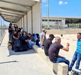 """منسق أعمال حكومة الاحتلال: فتح معبر """"بيت حانون"""" بدءاً من الأحد لدخول التجار"""