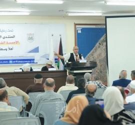 """المنتدى الأدبي """"نبع الإبداع"""" ينظم أمسية شعرية في غزة"""