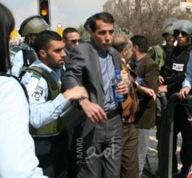 """سلطات الاحتلال تفرج عن وزير القدس السابق """"حاتم عبد القادر"""""""
