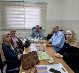 تنمية الخليل تشرف على إنتخابات جمعية العديسة الخيرية وتبحث التعاون مع جمعية الاحسان الخيرية