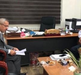 وزارتا التعليم والصحة تبحثان أوضاع التعليم الصحي في فلسطين
