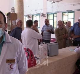 """صحة حماس تُصدر تنويهًا بشأن التطعيم وفحص """"كورونا"""" ليوم الجمعة"""