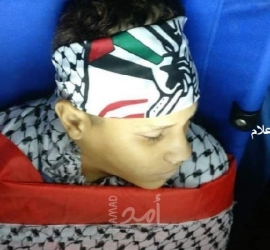 """تشييع جثمان الشهيد """"التميمي"""" في رام الله- صور"""