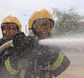 الدفاع المدني يتعامل مع (29) حادثاً  ومهمة في الضفة الغربية