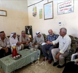"""مبادرة """"كوشان بلدي"""" تنطلق في غزة لتوثيق أحقية الفلسطينيين بأراضيهم"""