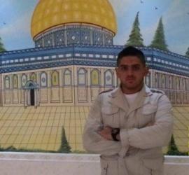 الأسير حسن شوكة يواصل إضرابه عن الطعام لليوم السادس على التوالي