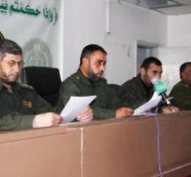 غزة: محكمة حماس العسكرية تحكم بالإعدام على متهم بالتخابر مع جهات أجنبية