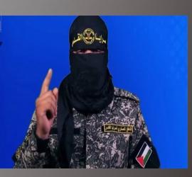 """أبو حمزة: نظرنا إلى عملية استهداف الشهيد """"الناعم"""" أنها تنكيل بالانسانية جمعاء"""