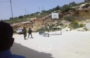 بالصور.. قوات الاحتلال تقتحم جنين لاعتقال مسلح فلسطيني