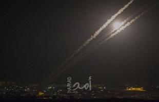 محدث3- إعلام عبري: القبة الحديدية تتصدى لصواريخ اطلقت من غزة على بلدات إسرائيلية- فيديو