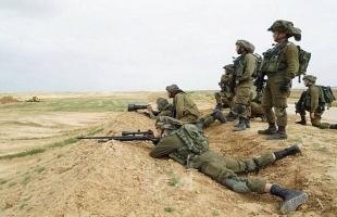 عشية ذكرى النكبة.. جيش الاحتلال يعزز قواته على السياج الفاصل مع غزة