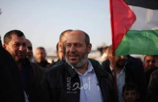 غزة: مغادرة وفد قيادي من حماس  متوجهاً إلى القاهرة