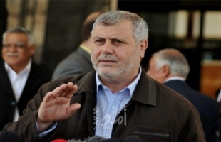 البطش: سنشارك في اجتماع رام الله لتعزيز الموقف الوطني