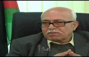 رأفت: القيادة الفلسطينية قررت قطع كافة العلاقات مع الإدارة الأمريكية