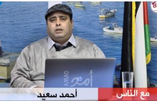 """الصحفي """"أحمد سعيد"""" يكشف لـ""""أمد"""" تفاصيل تهديده من قبل القاتل والد المغدورة """"مادلين جرابعة"""""""